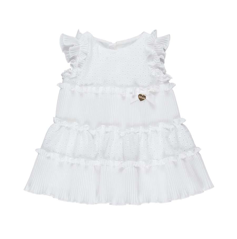 a disposizione prezzi al dettaglio miglior servizio Abbigliamento Bambino : VESTITO NEONATA LE BEBE'